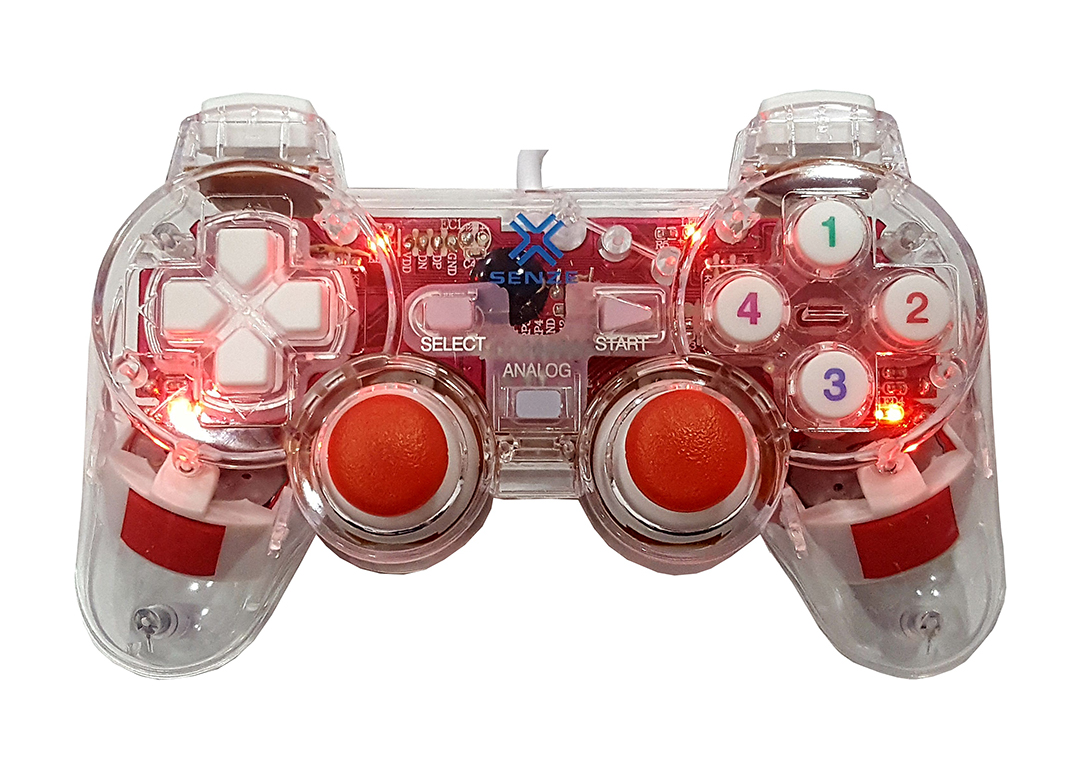GAMEPAD LED SENZE (SZ-702)